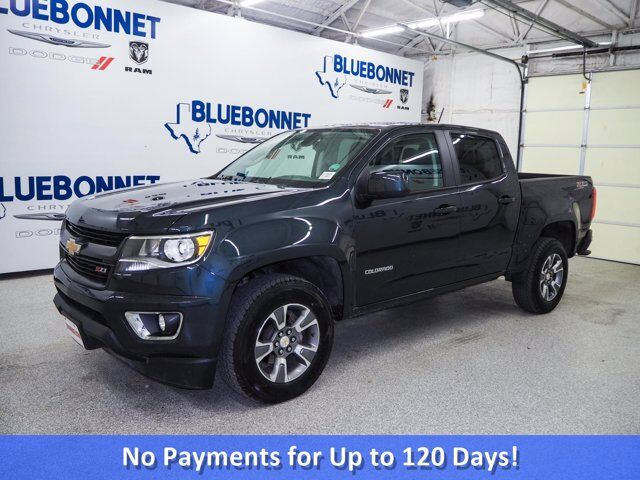 2018 Chevrolet Colorado 4WD Z71 New Braunfels TX