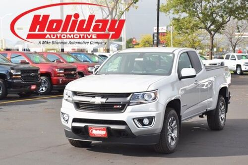 2018_Chevrolet_Colorado_4WD Z71_ Fond du Lac WI