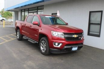 2018_Chevrolet_Colorado_4WD Z71_ Cape Girardeau