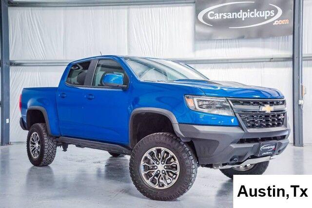 2018 Chevrolet Colorado 4WD ZR2 Dallas TX