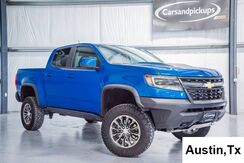 2018_Chevrolet_Colorado_4WD ZR2_ Dallas TX