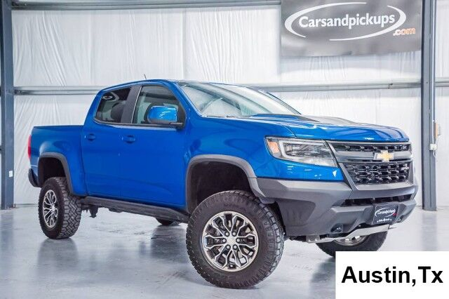 2018 Chevrolet Colorado 4WD ZR2 Dallas TX