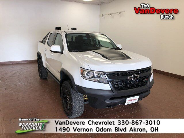 2018 Chevrolet Colorado 4WD ZR2 Akron OH