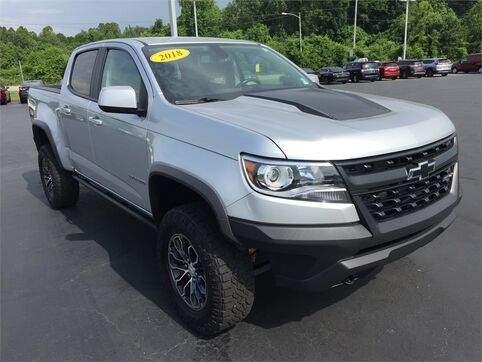 2018_Chevrolet_Colorado_4WD ZR2_ Evansville IN