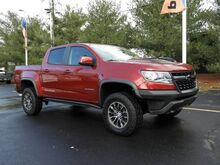 2018_Chevrolet_Colorado_4WD ZR2_ Hamburg PA