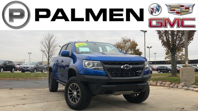 2018 Chevrolet Colorado 4WD ZR2 Kenosha WI