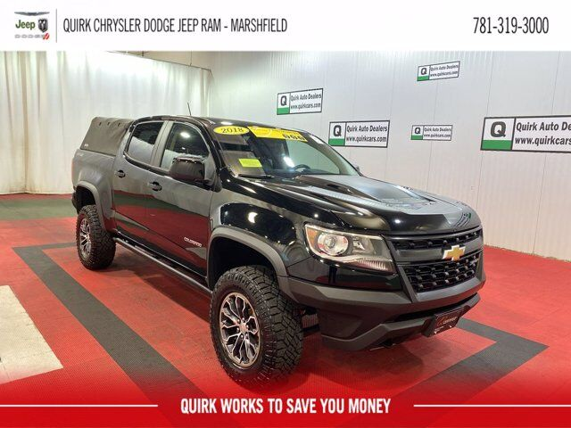 2018 Chevrolet Colorado 4WD ZR2 Marshfield MA