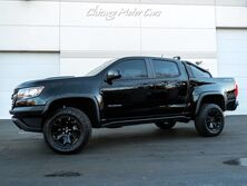 Chevrolet Colorado 4WD ZR2 Pickup Crew Cab 2018