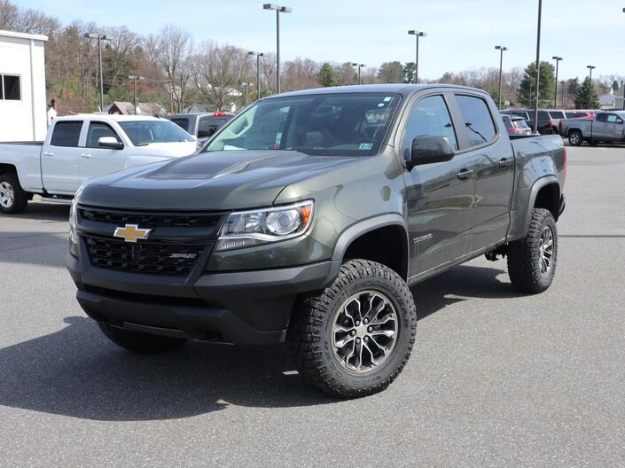 2018 Chevrolet Colorado 4WD ZR2 Pottsville PA