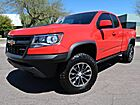 2018 Chevrolet Colorado 4WD ZR2 Scottsdale AZ