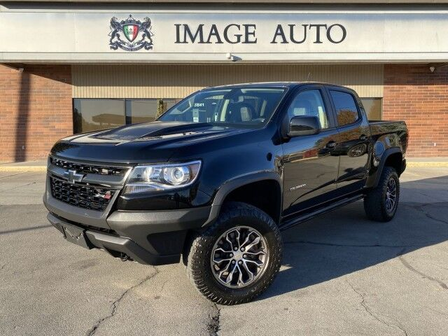 2018 Chevrolet Colorado 4WD ZR2 West Jordan UT