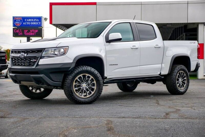 2018 Chevrolet Colorado 4WD ZR2 w/ DSSV Suspension Mooresville NC