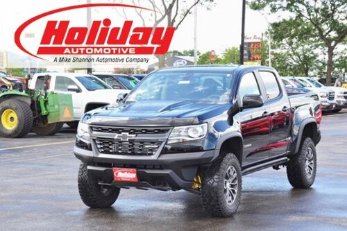 2018_Chevrolet_Colorado_4WD ZR2_ Fond du Lac WI