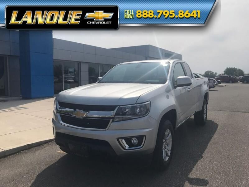2018 Chevrolet Colorado LT  - Bluetooth -  MyLink Tilbury ON