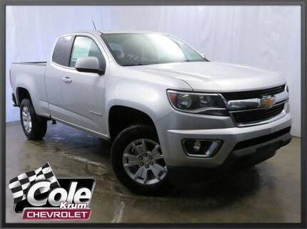 2018_Chevrolet_Colorado_LT_ Southwest MI