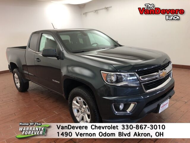 2018 Chevrolet Colorado LT Akron OH