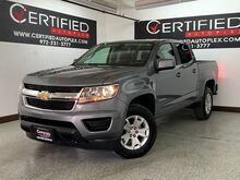 2018_Chevrolet_Colorado_LT CREW CAB 4WD REAR CAMERA BED LINER SMART PHONE INTEGRATION KEYLESS ENTRY_ Carrollton TX
