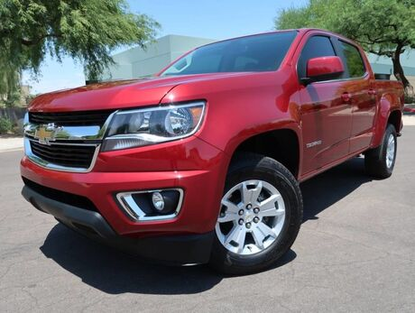 2018 Chevrolet Colorado LT Crew Cab Scottsdale AZ