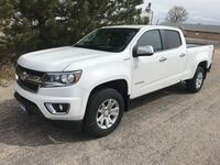 Chevrolet Colorado LT Duramax 2018