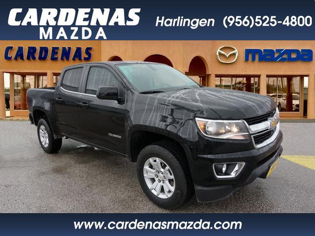 2018 Chevrolet Colorado LT Harlingen TX