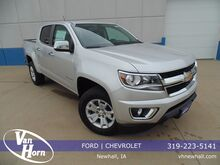 2018_Chevrolet_Colorado_LT_ Newhall IA