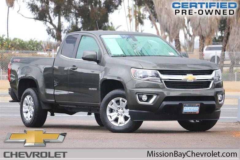 2018 Chevrolet Colorado LT San Diego CA