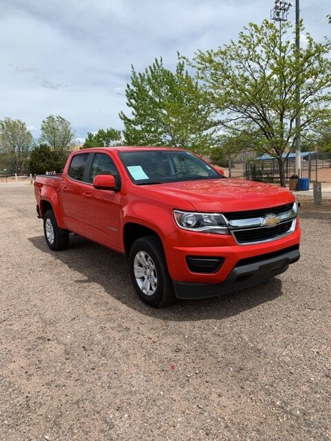 2018_Chevrolet_Colorado_LT_ Santa Fe NM