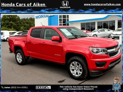 2018_Chevrolet_Colorado_LT_ Aiken SC