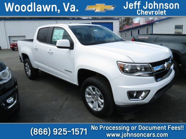 2018 Chevrolet Colorado LT Woodlawn VA