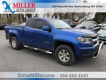 2018_Chevrolet_Colorado_WT_ Martinsburg