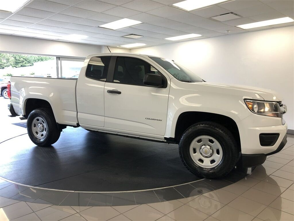 2018 Chevrolet Colorado Work Truck Macon GA