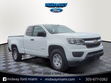 2018_Chevrolet_Colorado_Work Truck_ Miami FL