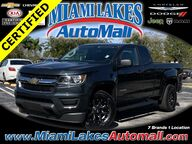 2018 Chevrolet Colorado Work Truck Miami Lakes FL