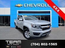 2018_Chevrolet_Colorado_Work Truck_ Swansboro NC
