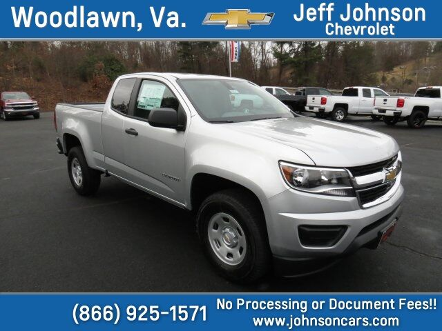 2018 Chevrolet Colorado Work Truck Woodlawn VA