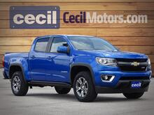 2018_Chevrolet_Colorado_Z71_  TX