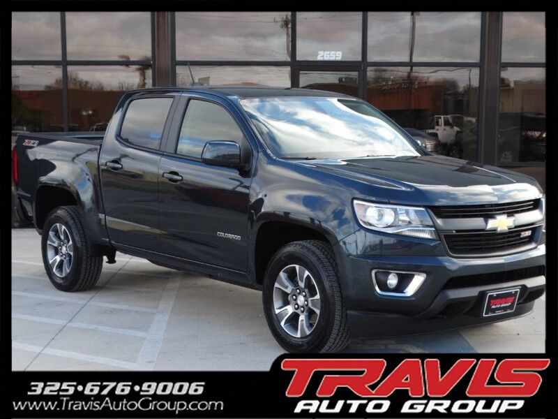 2018 Chevrolet Colorado Z71 Abilene TX