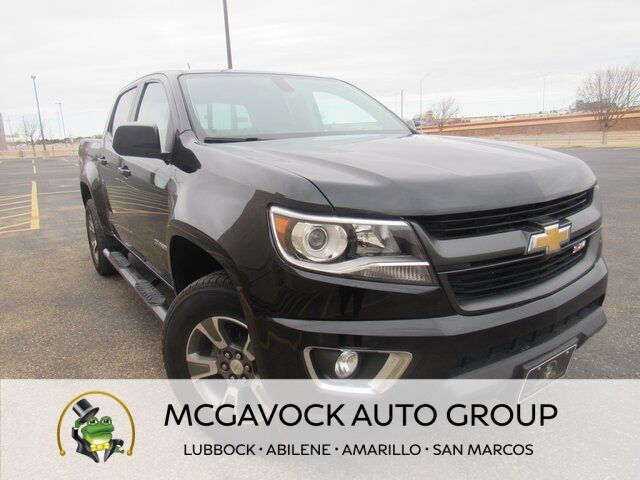 2018 Chevrolet Colorado Z71 Lubbock TX