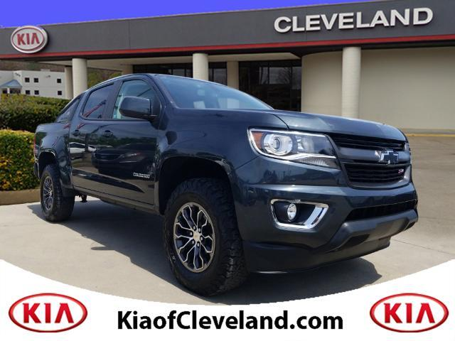 2018 Chevrolet Colorado Z71 Chattanooga TN