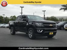 2018_Chevrolet_Colorado_Z71_ Corona CA