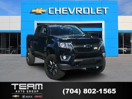 2018_Chevrolet_Colorado_Z71_ Goldsboro NC