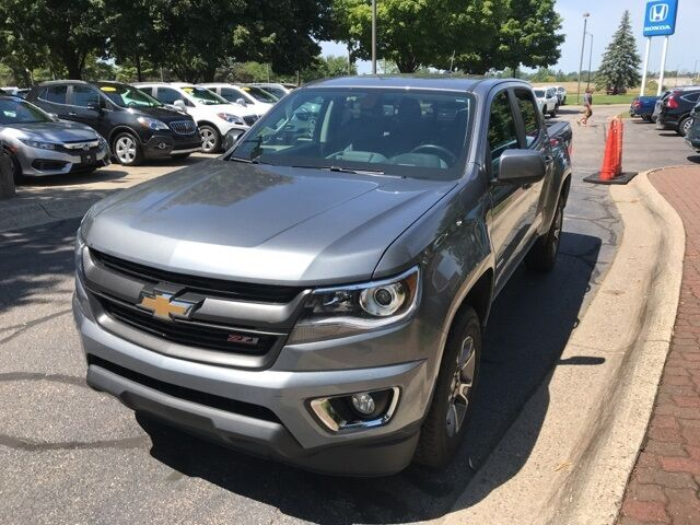 2018 Chevrolet Colorado Z71 Holland MI