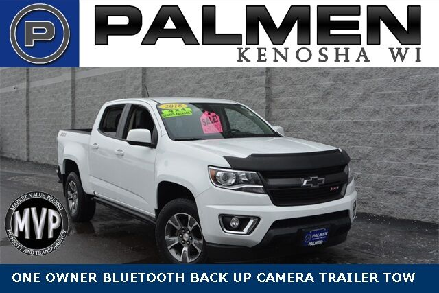 2018 Chevrolet Colorado Z71 Kenosha WI