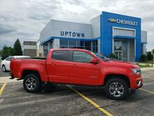 2018_Chevrolet_Colorado_Z71_ Milwaukee and Slinger WI