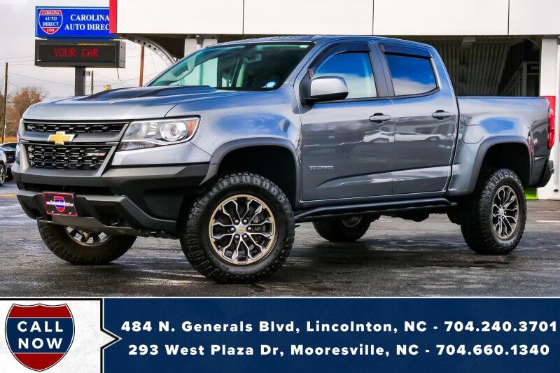 2018 Chevrolet Colorado ZR2 4X4 *1-Owner* w/ Heated Front Seats & NAV
