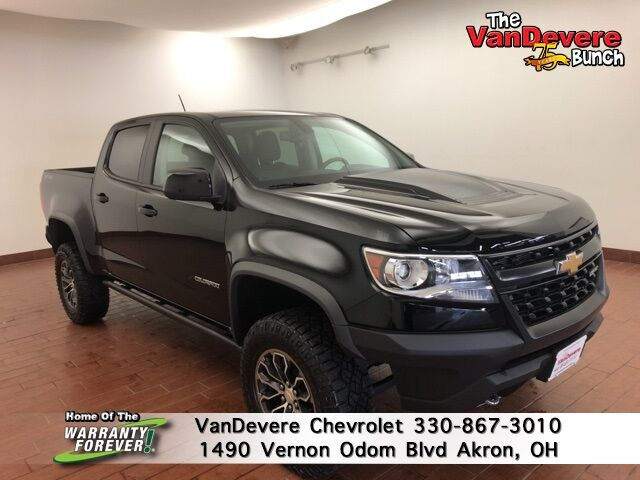 2018 Chevrolet Colorado ZR2 Akron