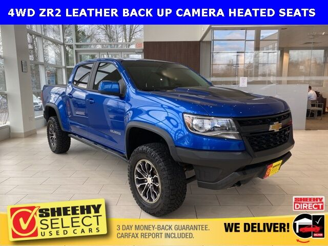 2018 Chevrolet Colorado ZR2 Chantilly VA