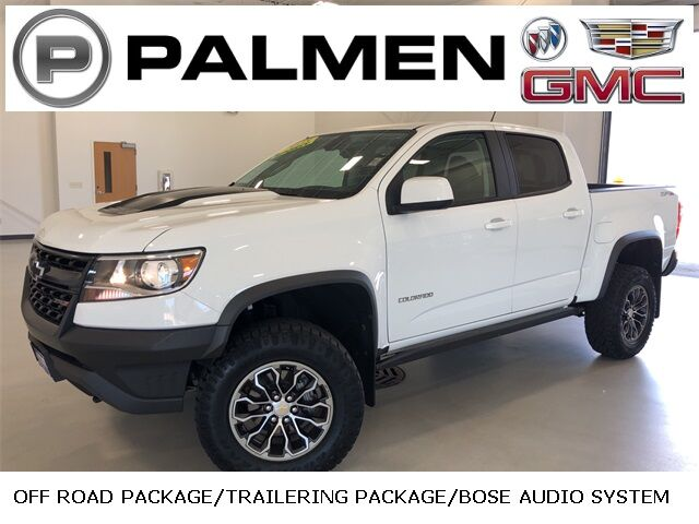2018 Chevrolet Colorado ZR2 Kenosha WI