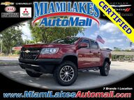 2018 Chevrolet Colorado ZR2 Miami Lakes FL