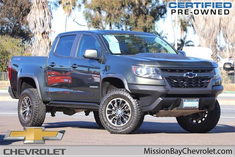 2018 Chevrolet Colorado ZR2 San Diego CA